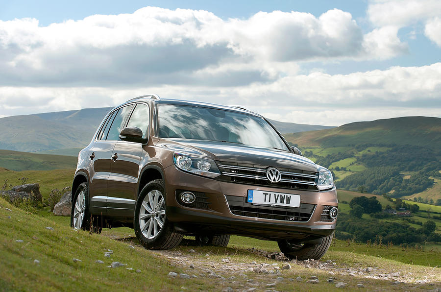 volkswagen tiguan review autocar. Black Bedroom Furniture Sets. Home Design Ideas