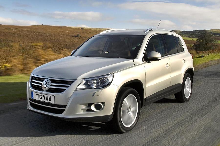 Volkswagen Touareg For Sale >> VW launches Tiguan Match | Autocar
