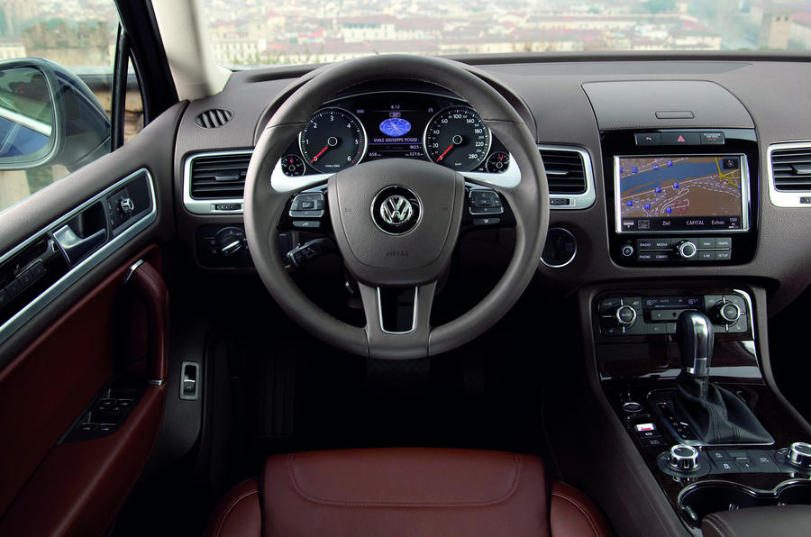 VW Touareg from £38,225