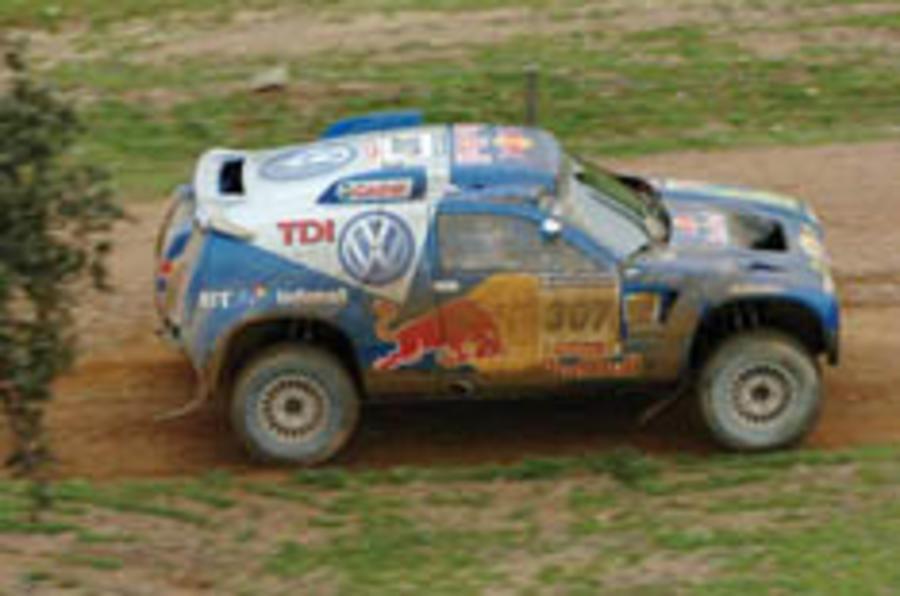 VW tackles Dakar in a diesel