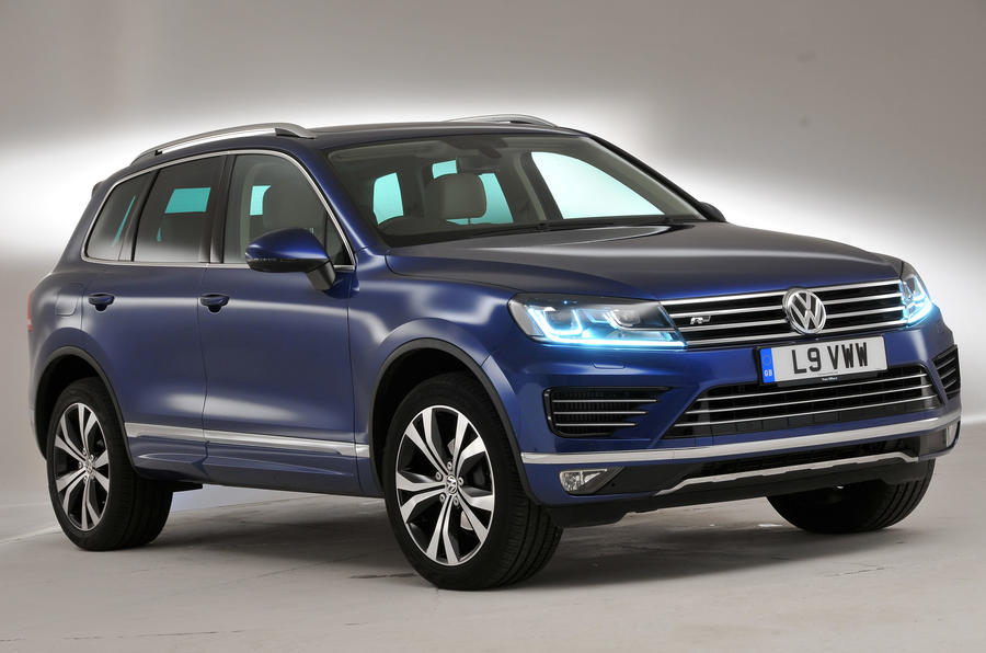 volkswagen touareg design styling autocar. Black Bedroom Furniture Sets. Home Design Ideas
