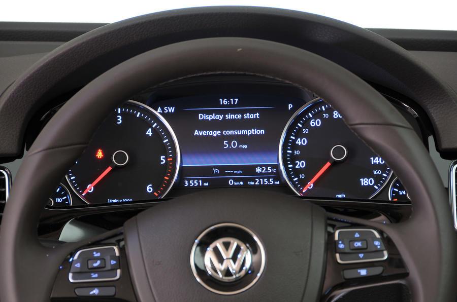 Volkswagen Touareg 2010 2018 Review 2018 Autocar