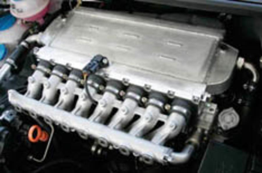 Internal combustion engine cooling