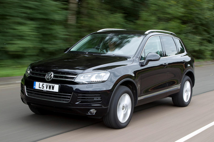 Best car deals: VW Touareg, Peugeot 308, Seat Leon, Citroen C4