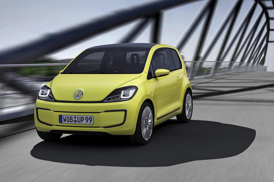 VW to launch 95mpg Up