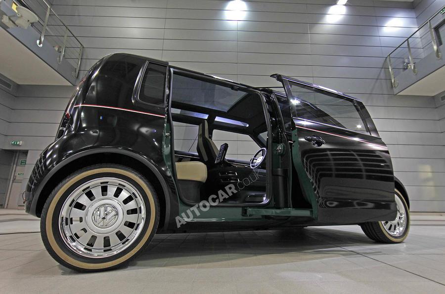 Vws London Taxi To Go Global Autocar