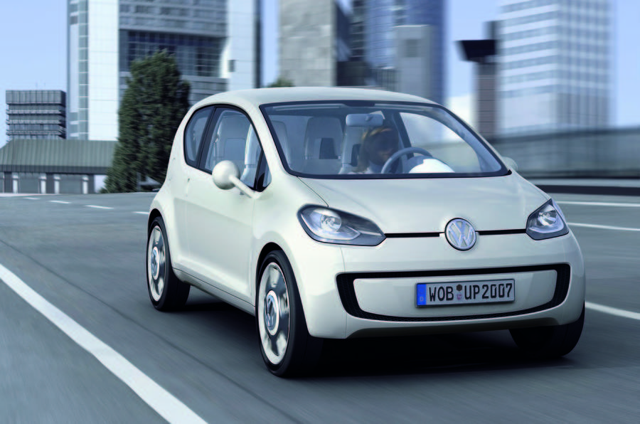 VW rules out 2cyl engines