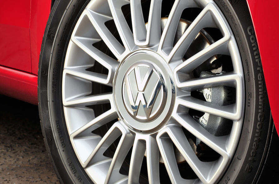 17in Volkswagen Up alloys