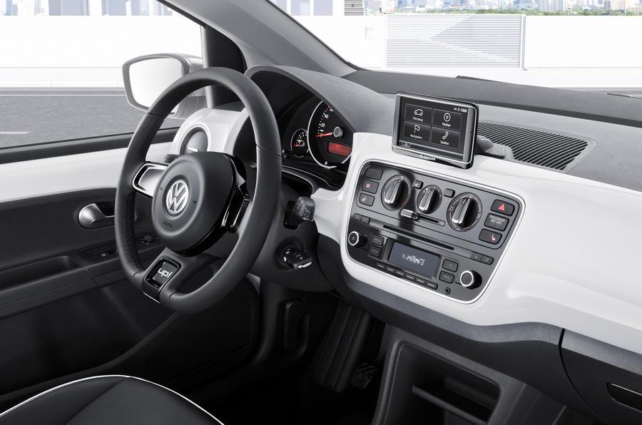Frankfurt show - VW Up unveiled