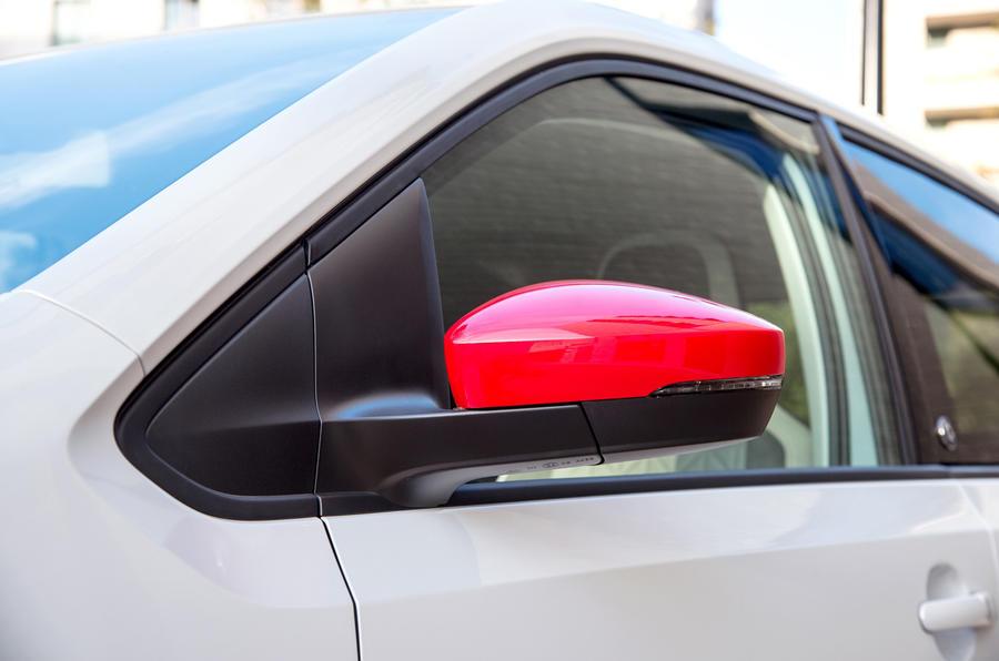 Volkswagen Up wing mirror