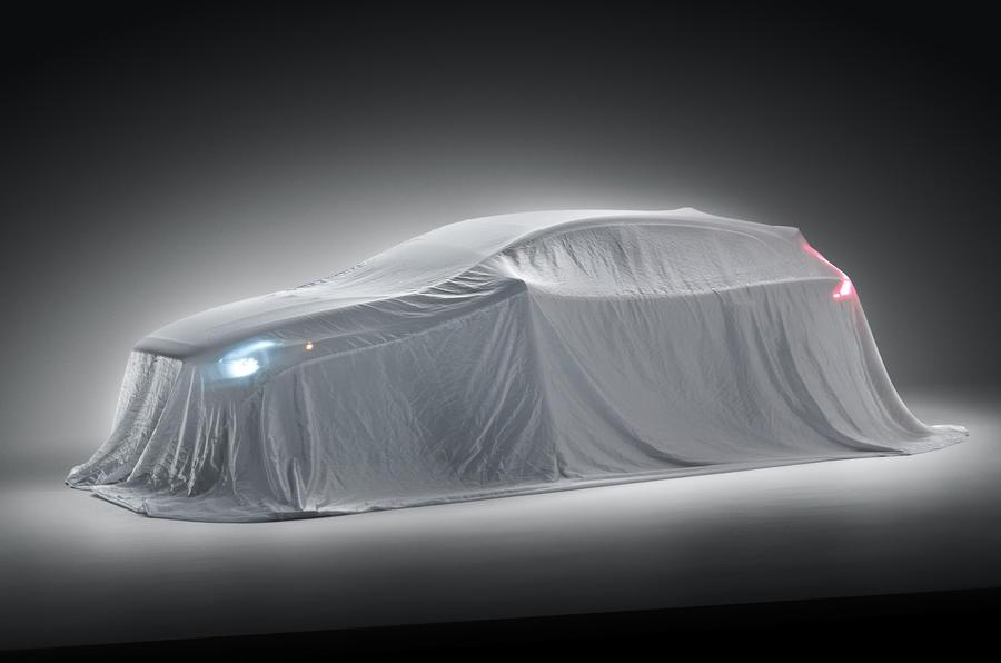 New Volvo V40 - latest pics