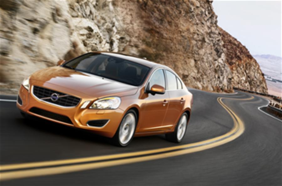 Volvo's frugal range gets auto 'box