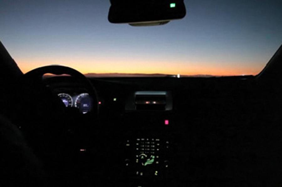 Volvo S60 interior teased