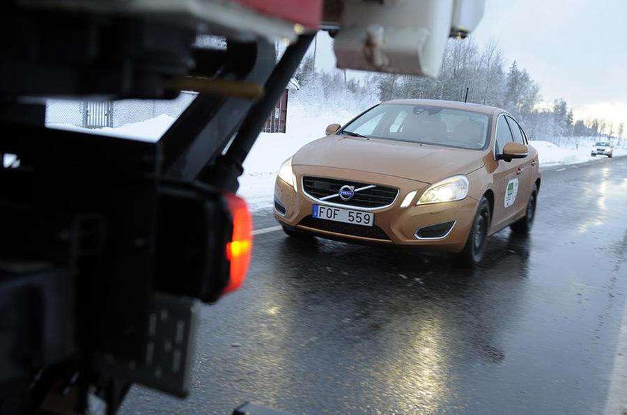 Volvo: 'Car trains will happen'
