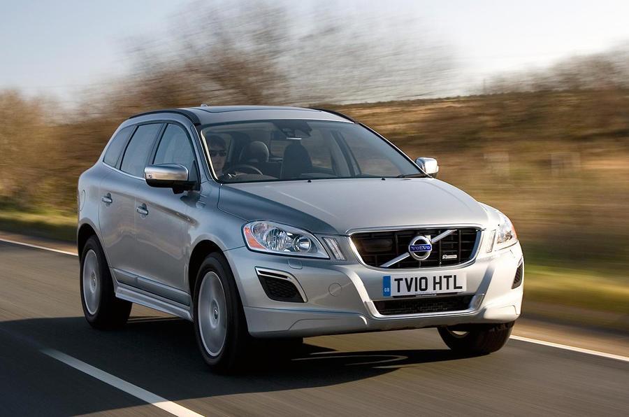Volvo rebadges its range