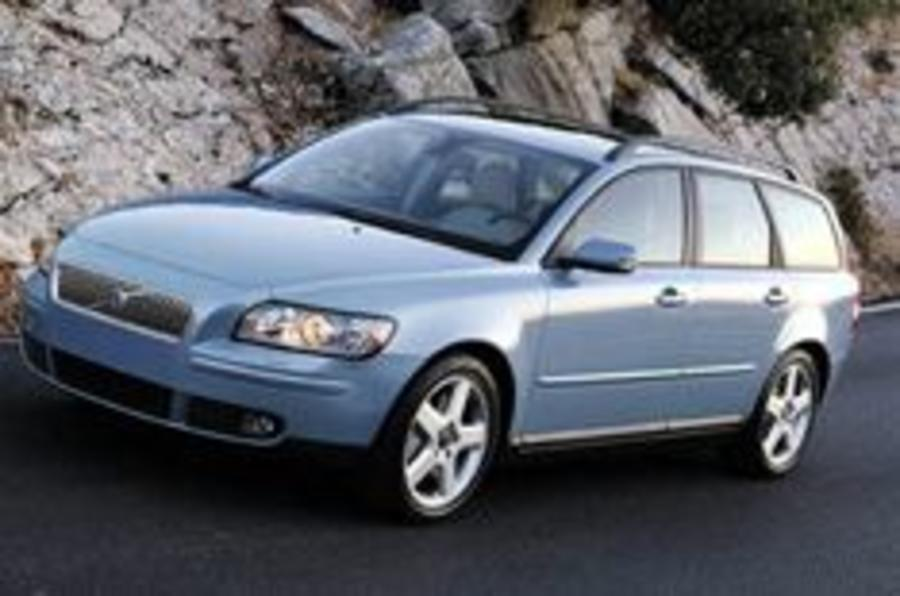 Volvo V50 puts style above space