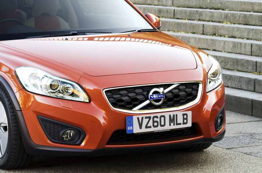 Volvo C30 front end