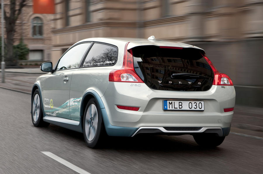 Volvo's developing fuel cell tech