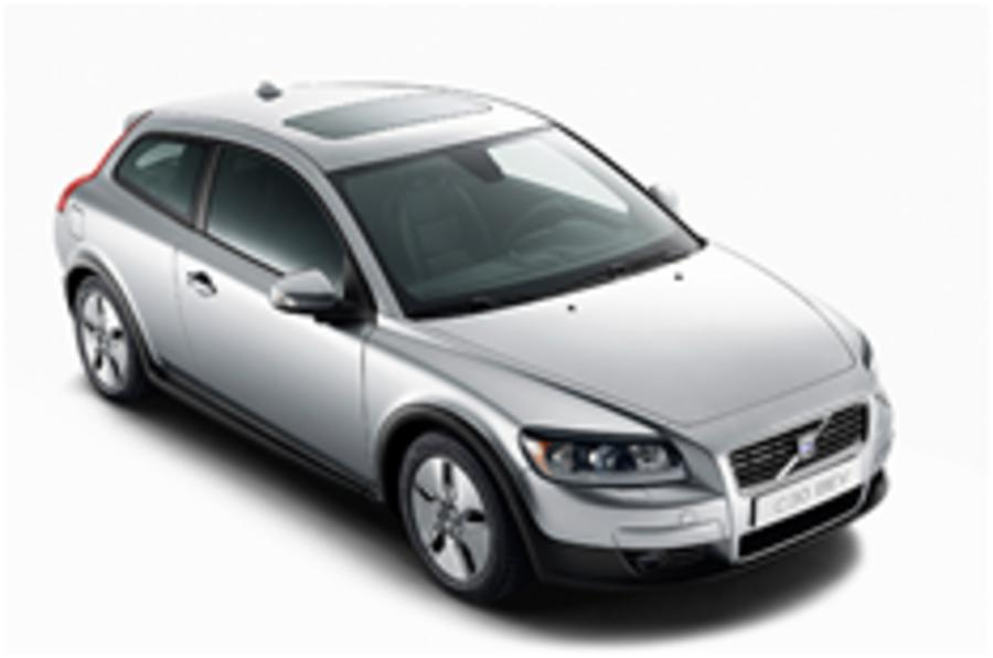 Volvo C30 BEV launched