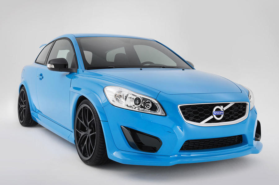 Volvo shows off hardcore C30