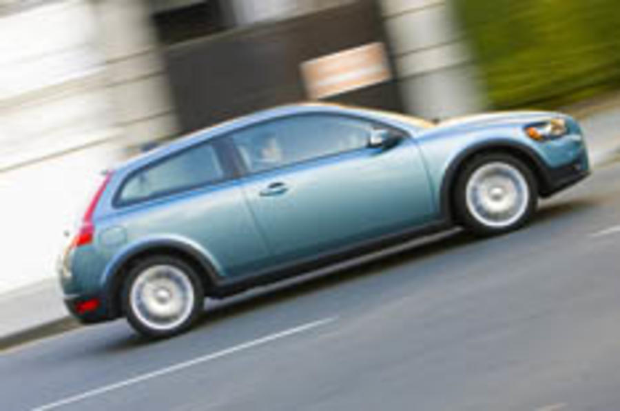 Volvo confirms C30 plug-in hybrid