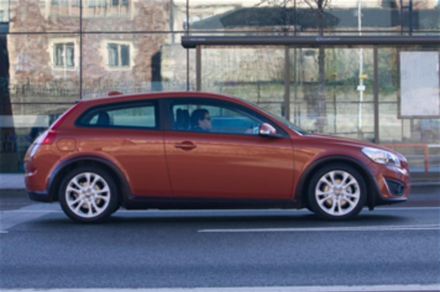 Volvo cuts C30 to £15k