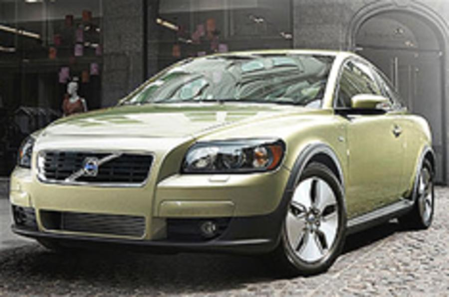 Volvo into 'eco' mode
