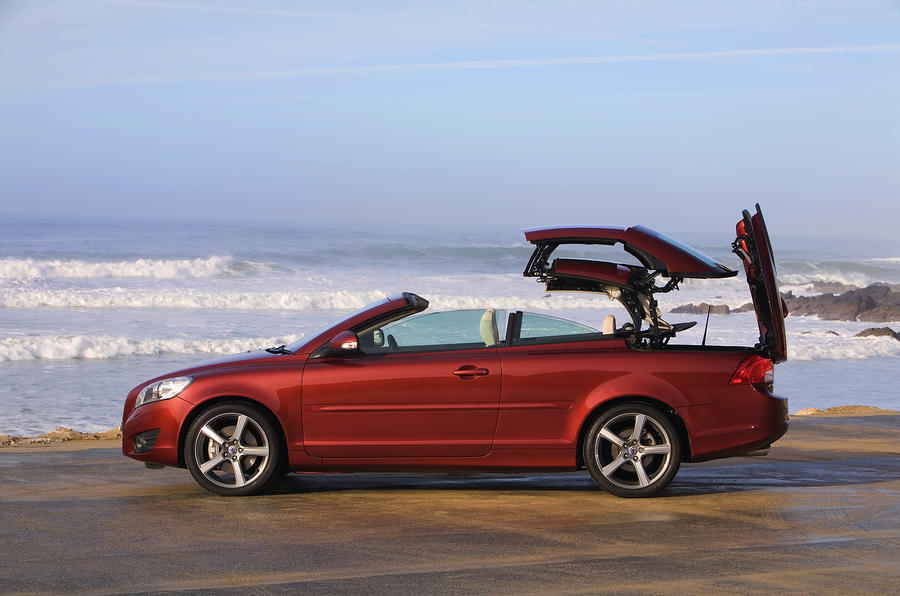 Volvo C70 2006 2013 Review 2017 Autocar