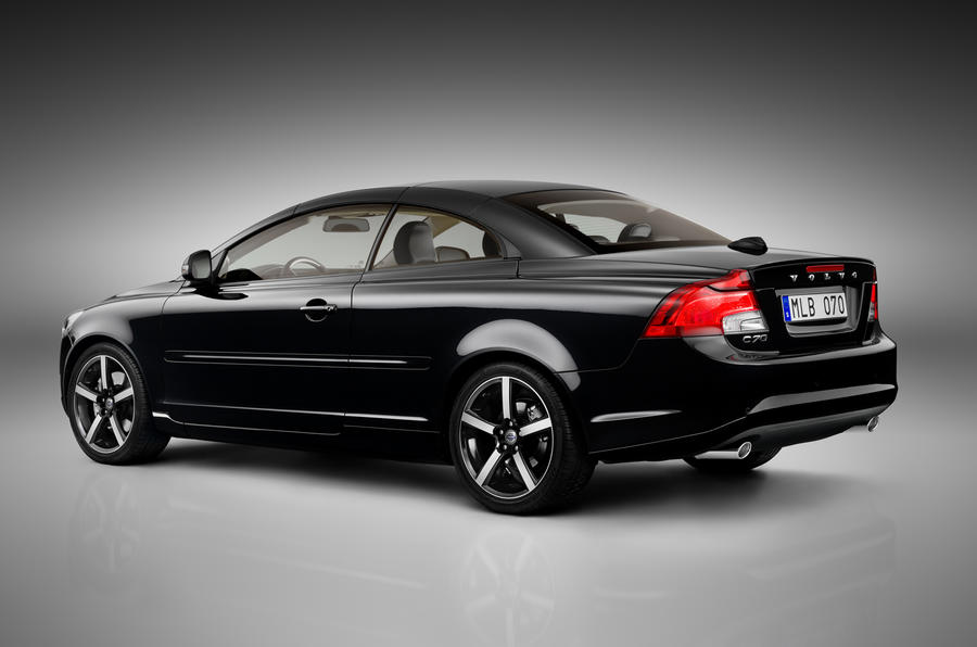 LA show: Volvo C70 'Inscription'