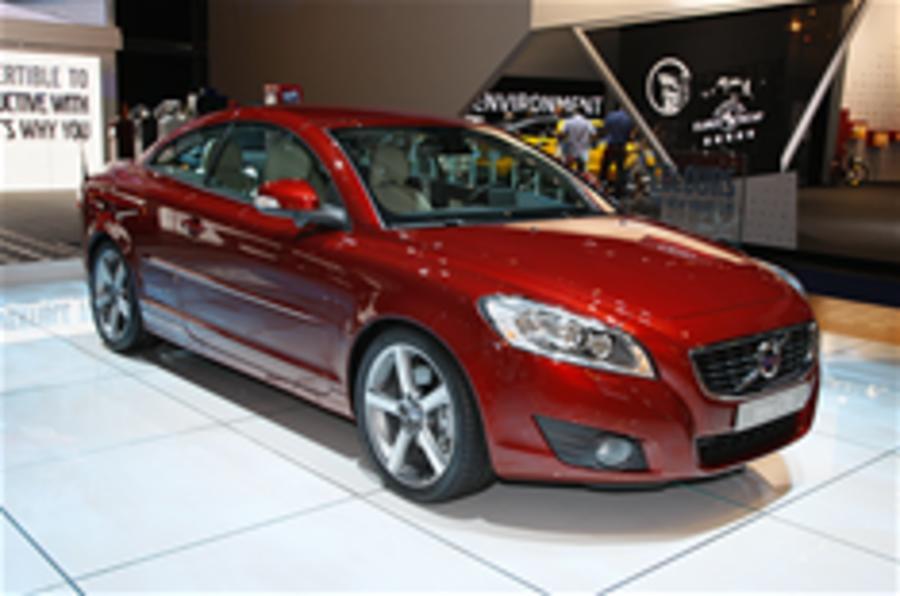 Volvo C30/C70 prices announced
