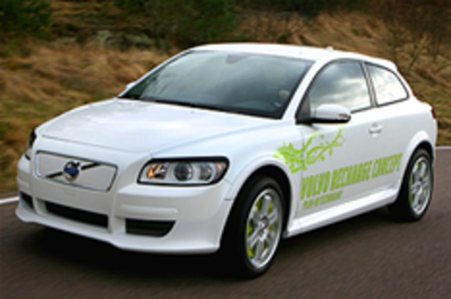 All-electric Volvo C30