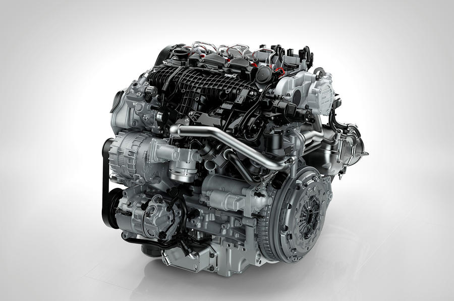 Volvo launches hotter Drive-E engines