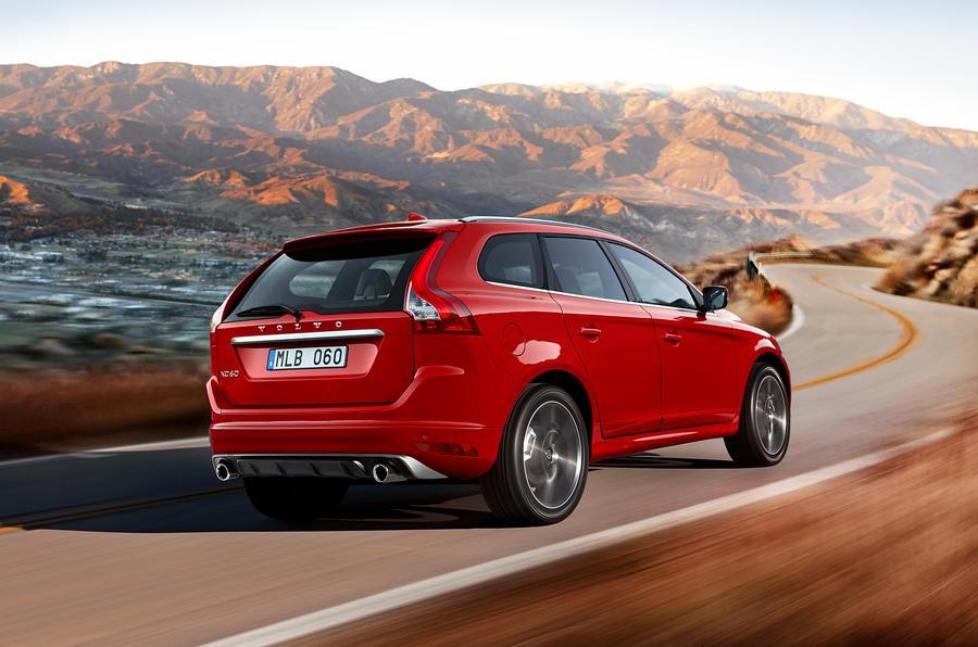 New York motor show: Volvo reveals new R-Design models