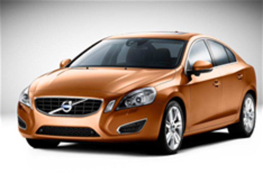 New Volvo S60 revealed