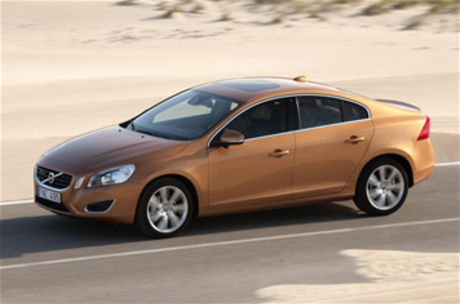Volvo S60 'tuned on UK roads'