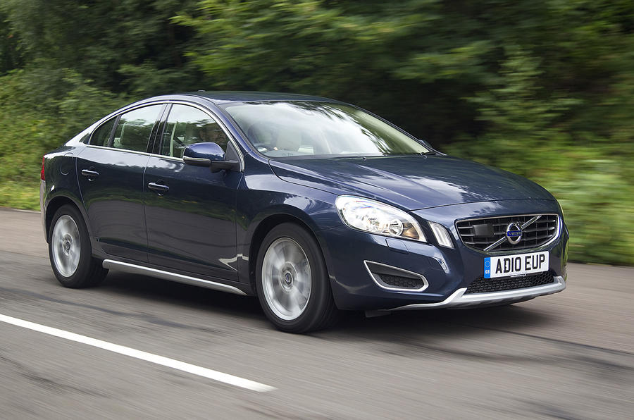 Personal business plan volvo s60