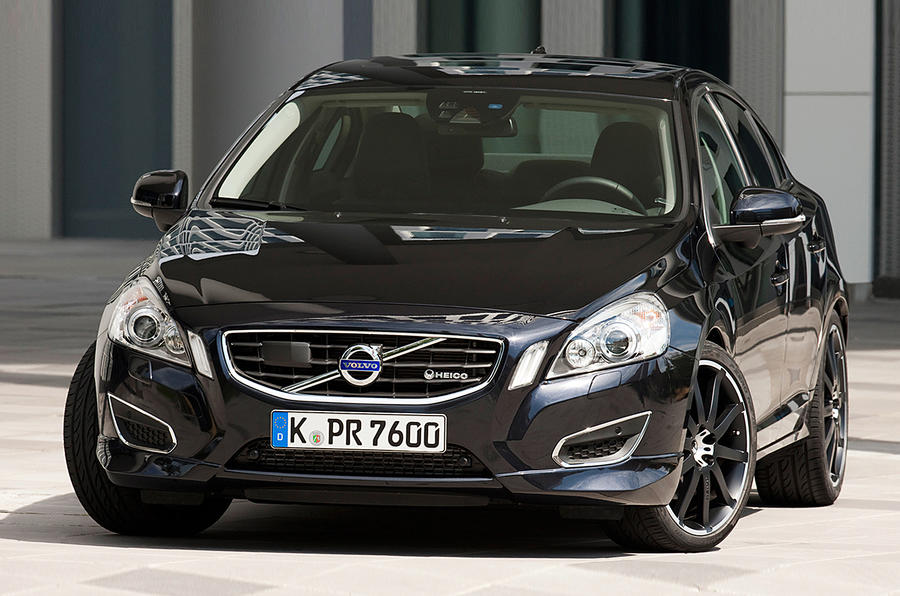 New Volvo S60 special edition