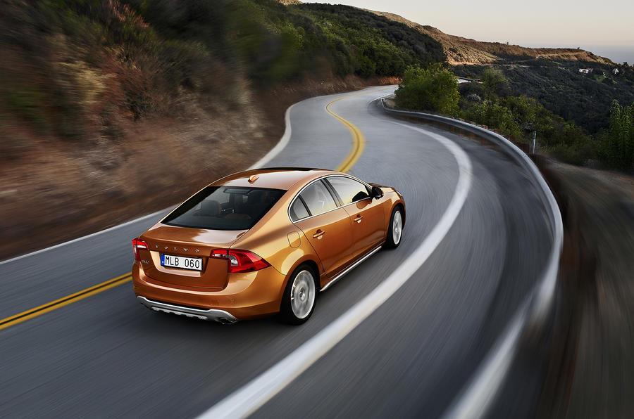 Geneva motor show: Volvo S60