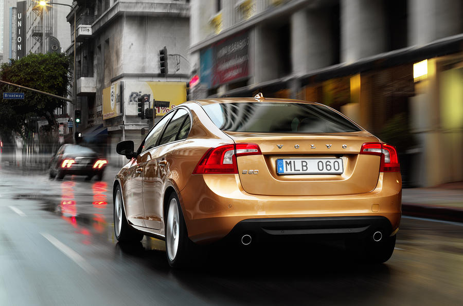 New Volvo S60 from £23,395