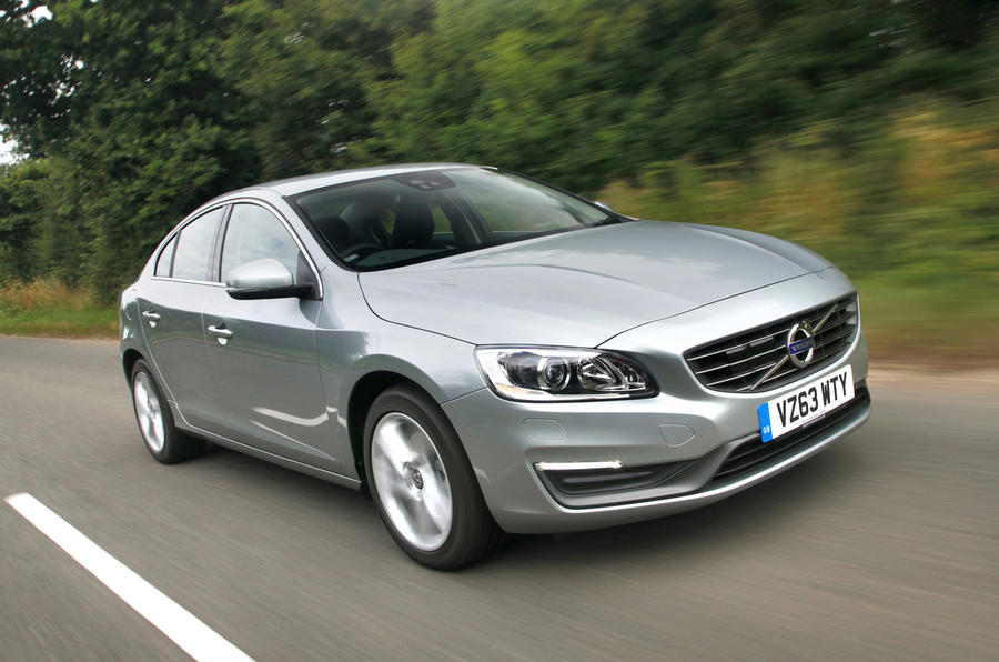 2014 Volvo S60 D4 First Drive Review Review Autocar