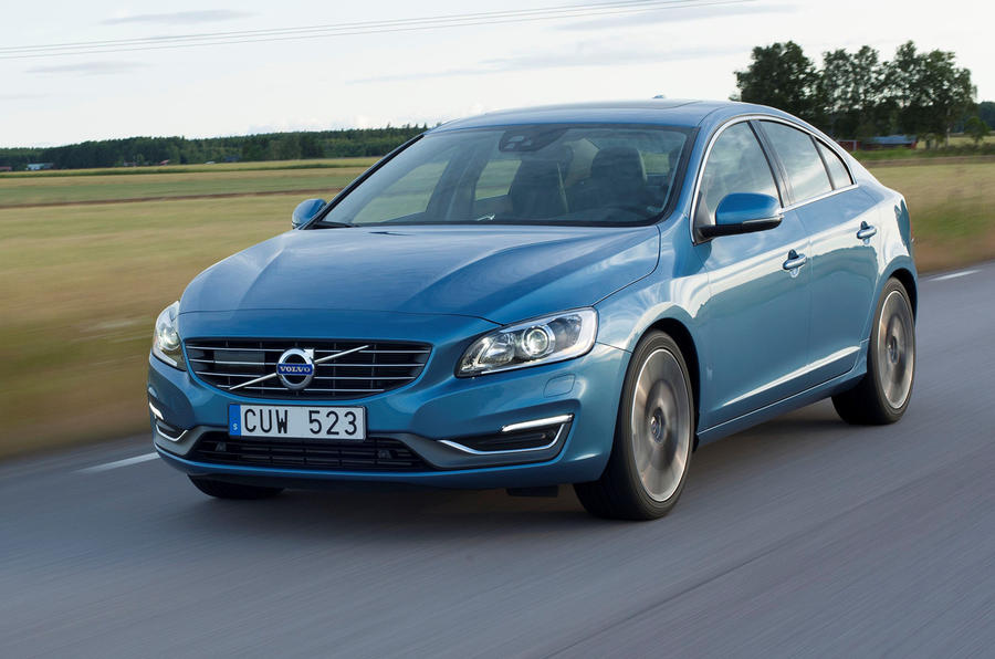 2014 Volvo S60 T6 Geartronic First Drive Review Review