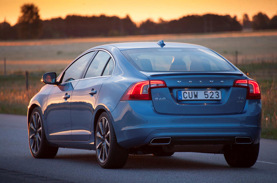 2014 Volvo S60 T6 Geartronic first drive review review | Autocar