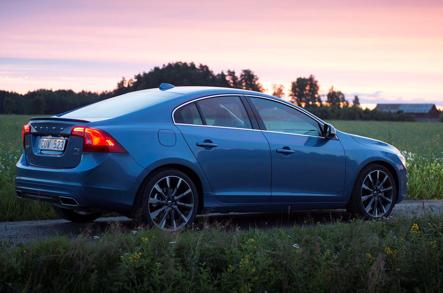 2014 Volvo S60 T6 Geartronic first drive review
