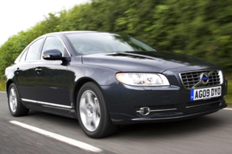 Volvo plans 7-series rival