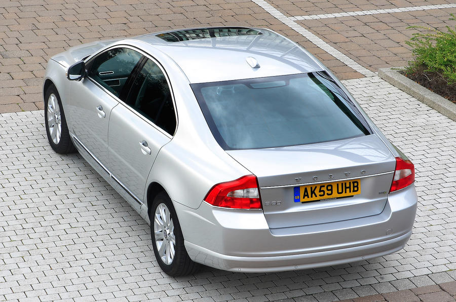 2006 volvo s80 reviews