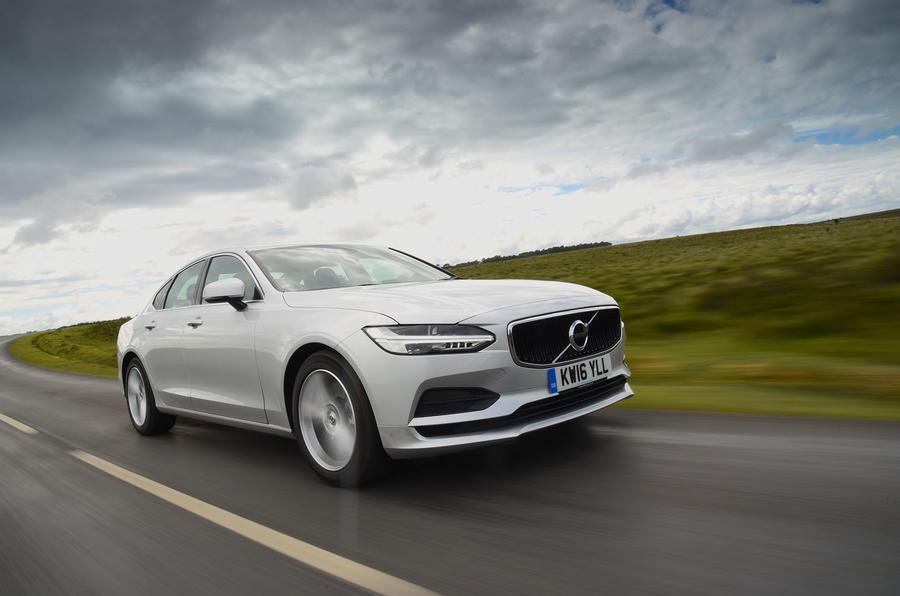 Volvo s90 road test