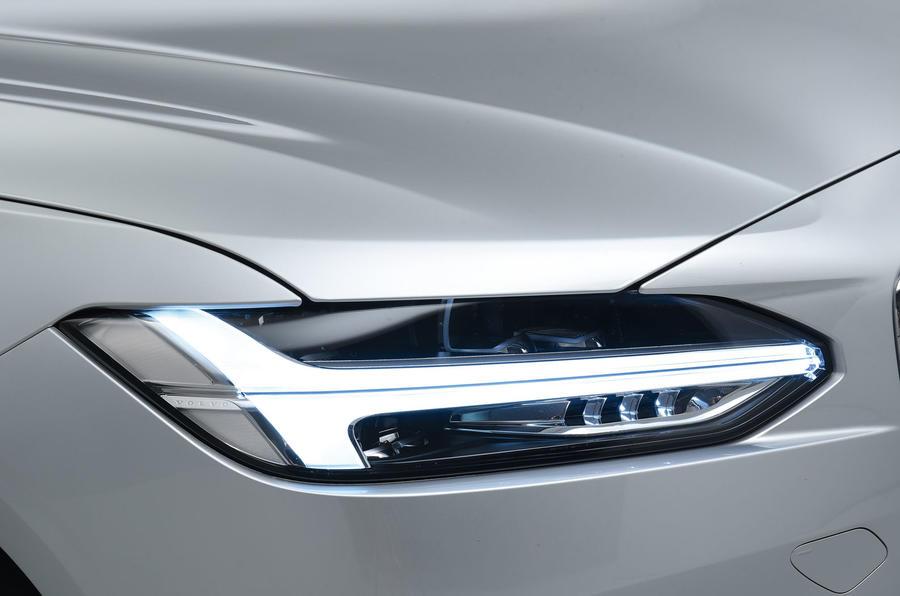 Volvo S90 design & styling | Autocar
