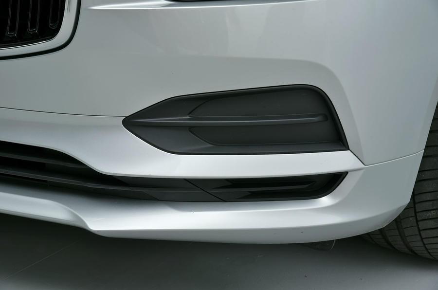 Volvo S90 front spoiler