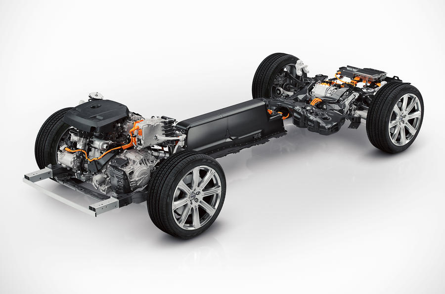 New Volvo XC90 to get diesel and hybrid power at launch