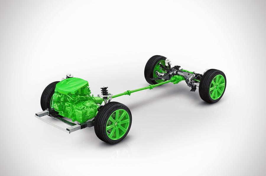 Volvo confirms new three-cylinder engine range